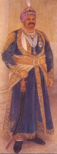 Maharajrana Bhawani Singh