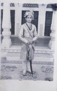 Rawal Saheb Ajit Singh Ji Jobner