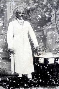 Rawal Saheb Narendra Singh Ji Jobner