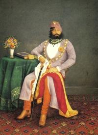 Maharaja Jashwant Singhji