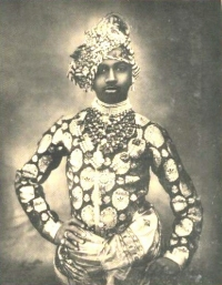 HH Maharaja Dhiraj Maharaja Sri Sir SARDAR SINGHJI Bahadur
