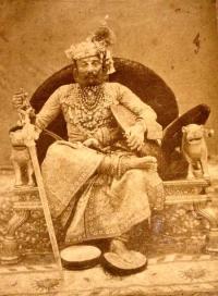 HH Maharaja TAKHAT SINGH