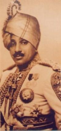 Major HH Raj Rajeshwar Saramad Raj-hai Hindustan Maharaja Dhiraj Maharaja Sri Sir UMAID SINGHJI Bahadur