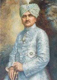 Raja Rana Sir Bhagat Chand