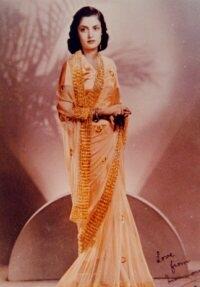 Rajkumar Rani Ourmilla Devi of Jubbal