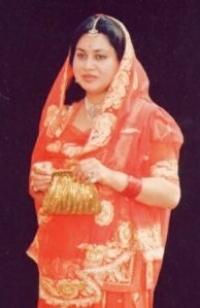 Kanwar Rani Vibhuti Singh of Jubbal