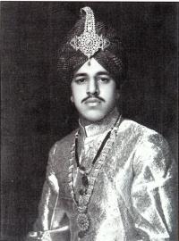 Raja Shri DHRUV DEV CHAND