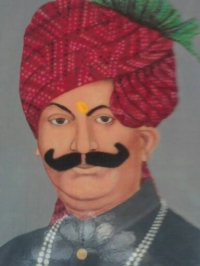 Late Thakur Saheb Abhay Singh ji