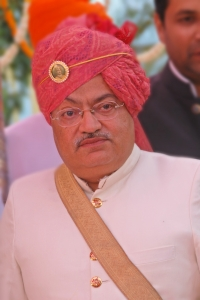 H.H.Maharajah Krishna Chandra Pal of Karauli