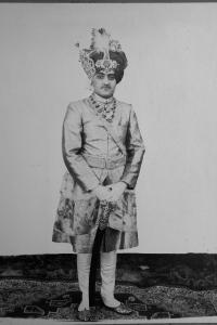 Maharaj Kumar Surendra Pal Of Karauli