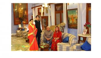 Royal Family, Bhanwar Vilas Palace, Karauli State