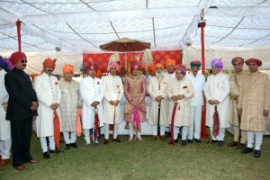 Wedding of Yuvraj Vivasvat Pal of Karauli (Karauli)