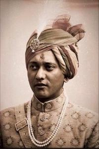 Raja AKSHAY BIKRAM SHAH