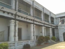 Khandpara Palace Interior