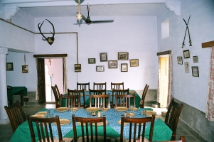 Dining Room at Kharwa Fort