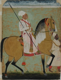 Thakur Harnath Singh of Khimsar