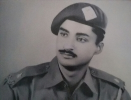 Martyr Lt. Jayendra Singh
