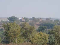 View of Kila Amargarh from Rajgarh road
