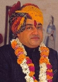 Maharaja Shri Brajraj Singhji Bahadur