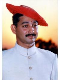 HH Yuvraj Sambhajiraje Bhosale