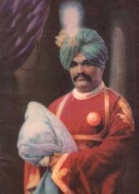 HH Maharaja Chhatrapati SHAHU BHONSLE