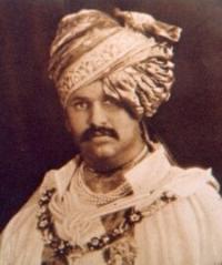 HH Maharaja Chhatrapati Sir Shri RAJARAM II BHONSLE