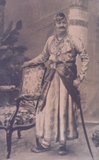 Colonel HH Maharao Mahendra Shri Sir UMAID SINGHJI II Bahadur