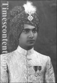 Thakore Saheb Shri Pradyumnasinhji Himatsinhji