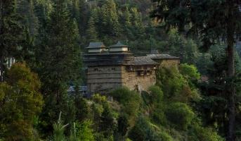 Kotkhai Fort