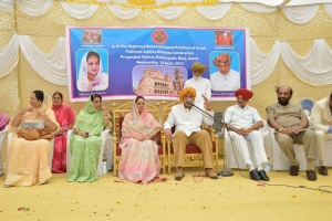 Maharani Priti Devi's Platinum Jubilee Birthday Celebration at  Pragmahal Palace, Bhuj