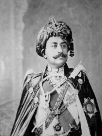 Maharajadhiraj Mirza Maharao Sir Khengarji III Sawai Bahadur