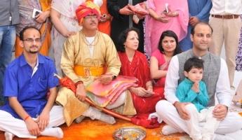 Kutlehar Family