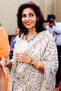 Rani Reena Kumari Singh of Labhowa