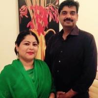 Yuvrani Devyani and Yuvraj Mayurdhwaj Singh
