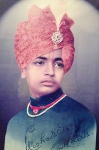 Rajkumar Shri Kishorsinhji