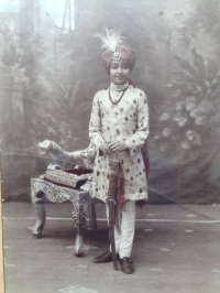 Thakore Sahib Shri Balbhadrasinhji Indrasinhji