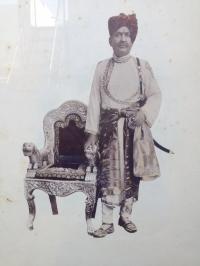Thakore Sahib Shri Balvirsinhji Karansinhji