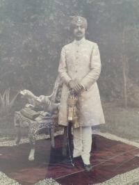Thakore Sahib Shri Indrasinhji Balvirsinhji