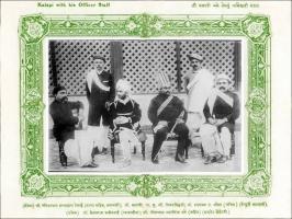 Late Maharaja Sursinhji Gohil