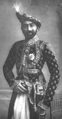 Col. HH Thakore Sahib Shri Sir DAULATSINHJI JASHWANTSINHJI