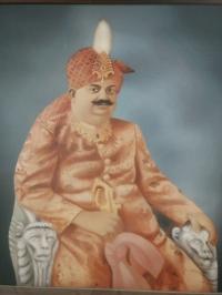 H.H.T.S. Digvijaysinhji Daulatsinhji Jhala of Limbdi