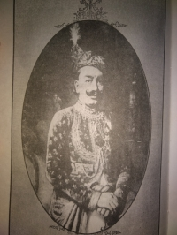 H.H.T.S. Jashwantsinhji of Limbdi