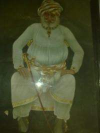 Darbar saheb Bhagwatsinhji Ajabha Gohil