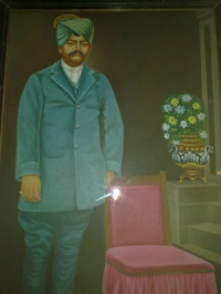 Darbar saheb Bhavsinhji Bhagwatsinhji Gohil