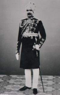 Captain Thakur Shiv Varan Singhji Lodha
