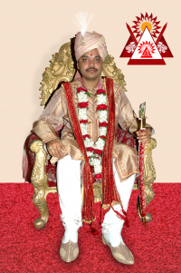 Kumar Abhijit (Singh) Sinha - Descendent of Maheshpur Royalty