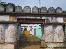 A Palace Entrance