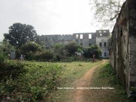 Neer Mahal, Maheshpur Palace