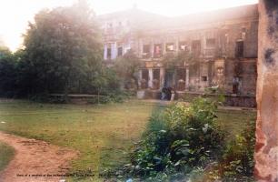 Niwas Mahal, Maheshpur Palace