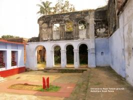 Pavilion of Presiding Deity